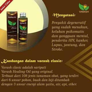 Minyak Varash Classic Limited Edition