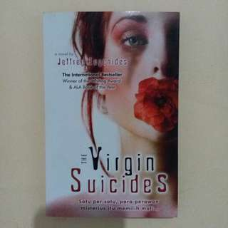 Buku Preloved The Virgins Suicide Bhs Ind