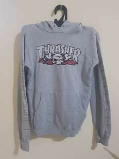 Thrasher x Flake Hoodie Japan Magazine 2009