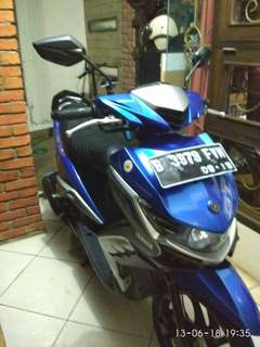 Xeon GT 125 cc