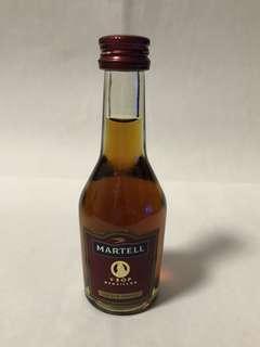MARTELL vsop 青樽馬爹利酒辦3cl