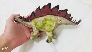 🚚 橡膠仿真叫聲恐龍模型