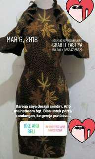 99ribu!! KHUSUS AKHIR BULAN AGUSTUS 2018!! HANDMADE DRESS!! HIGH QUALITY😍😍😍