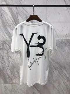 Y3 Tee