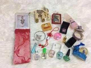 Sale! Parfum mini - Nail art - Dll