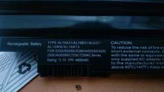 (291) rechargeable laptop battery pack