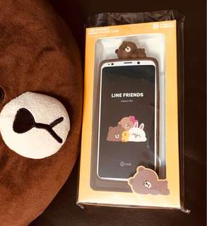 Line Friends Galaxy S9+