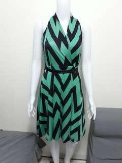 Zigzag dress