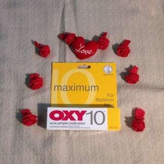 Oxy 10 25gram