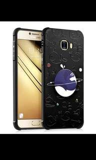 Samsung C7 三星軟殼電話套電話殼手機保護套