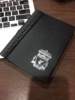 AUTHENTIC LIVERPOOL NOTE BOOK