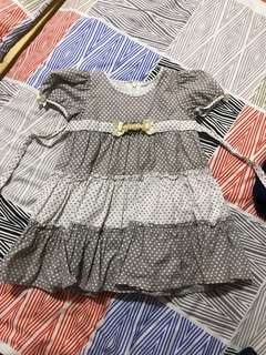 Lovely Lace Dress 12-24mths
