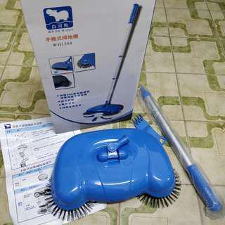 手推式掃地機 掃把
