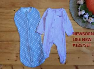 Preloved Used Baby Toddler Clothes