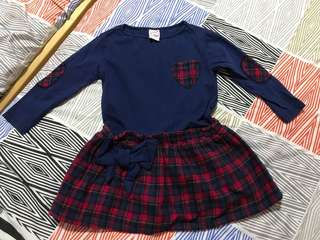 Long Sleeve Dress 18-24mths