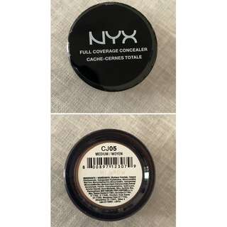 NYX Full Coverage Concealer - Medium