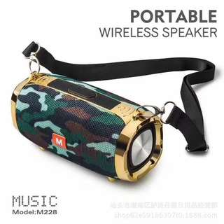 M portable wireless speaker