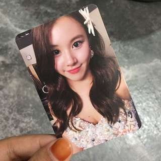 Chaeyoung Lane 1 Photocards
