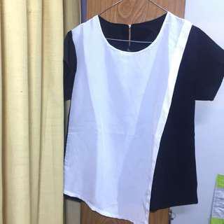 Monokrom blouse