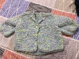 Thick Woolly Sweater 9-18mths