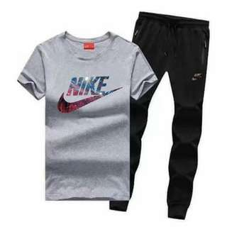 men Nike Shirt with Pants