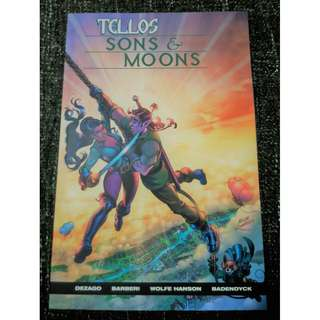 TELLOS : SONS & MOONS - PRESTIGE ONE-SHOT