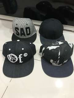 Snapback - adjustable