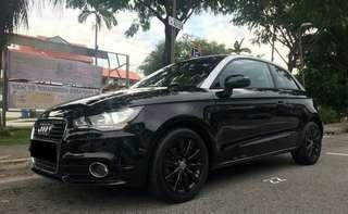 Audi A1  2012 1.4 auto Tfsi s-tronic