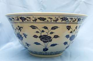 Big Porcelain Bowl- dynasty ming xuan de