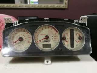 Ralliart Auto Meter for EVO 7Gta & EVO 9 Wagon