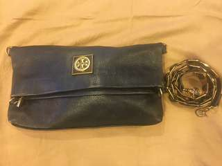 Tory Burch Foldover 2-Way Bag for Sale