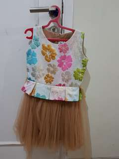 Dress cantik new