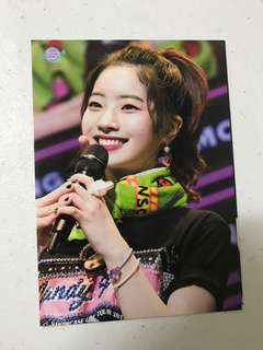 Dahyun Candy Pop Postcard