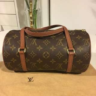 LV Papillon Handbag (Vintage)