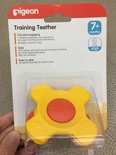 Pigeon Training Teether Step 2