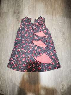 Pigeon Baby Girl Dress