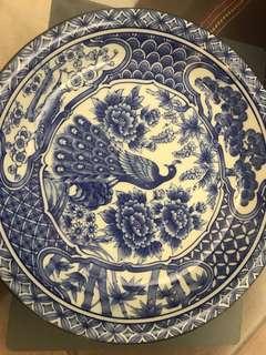 Chinese dish porcelain