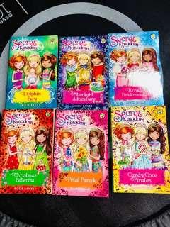 Secret kingdom 2 books in 1