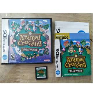 🚚 Animal Crossing: Wild World