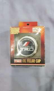 TRD aluminium racing cap