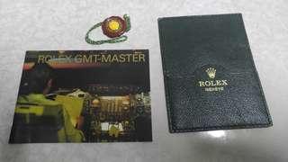 勞力士GMT MASTER 16710 書仔,年份2006