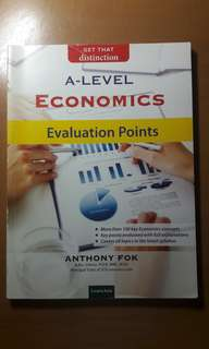 A-level Economics Evaluation Points