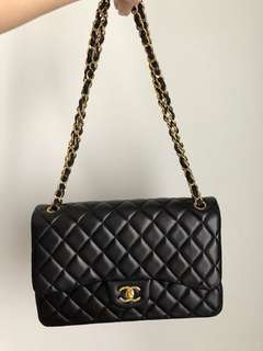 Chanel double flap classic