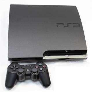 Playstation 3 500GB with Cooling Fan