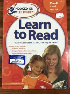 Hooked on Phonics - Learn to Read