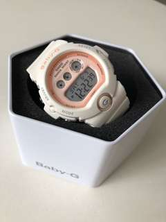 Casio Baby-G white