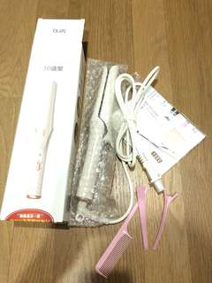 Lena hair straighteners and curler (Reduced)