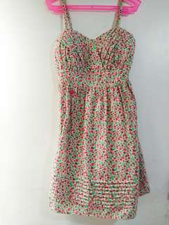 CANDIES FLORAL DRESS