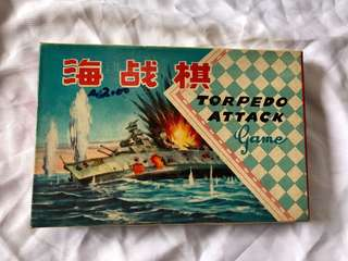 Torpedo attack game