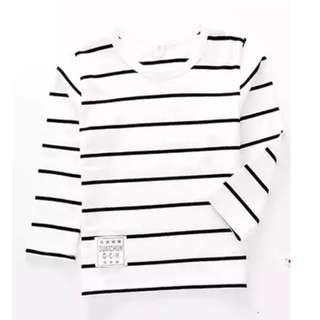 Kids/toddler striped top (NEW)